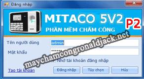 Hướng dẫn cài đặt và sử dụng phần mềm Mitaco 5V2- Phần 2