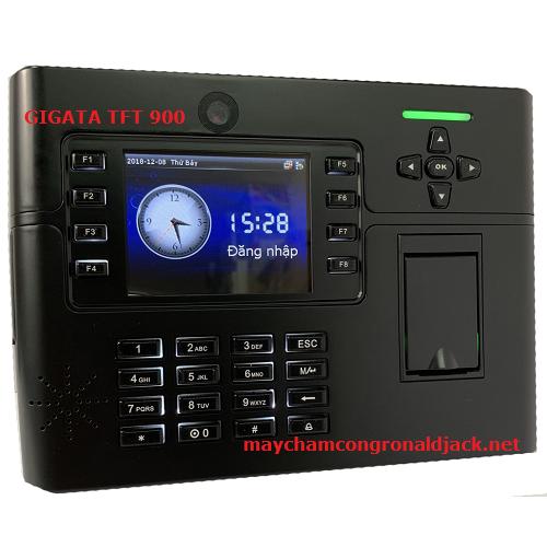 Máy chấm công chụp hình GIGATA TFT 900