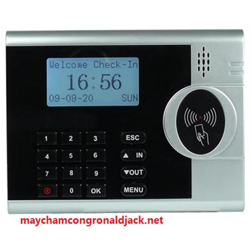 Máy chấm công thẻ cảm ứng MITA S400