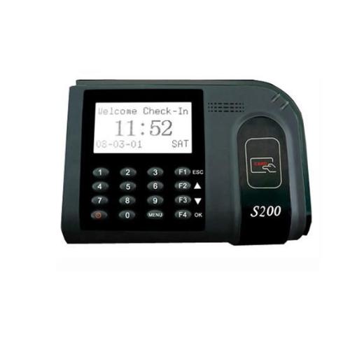 Máy chấm công thẻ cảm ứng Ronald Jack S-200