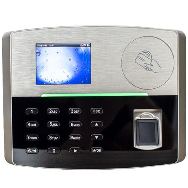 Máy Chấm Công Vân Tay, Thẻ Cảm Ứng RONALD JACK S800