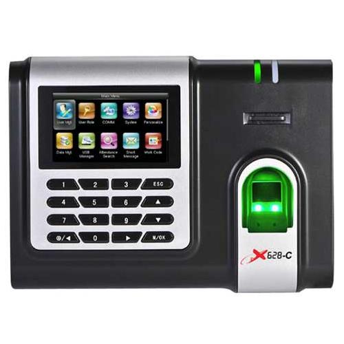 Máy chấm công vân tay, thẻ cảm ứng RONALD JACK X-628C+ID