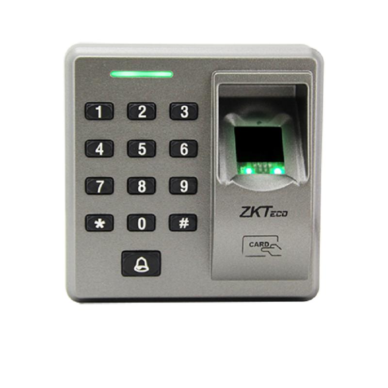 Máy kiểm soát ra vào bằng vân tay và thẻ FR1300