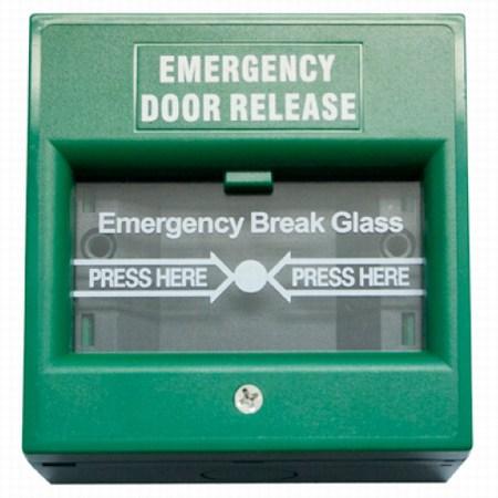 Nút nhấn mở cửa khẩn cấp