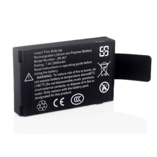 Pin Máy chấm Công ZK Ik7
